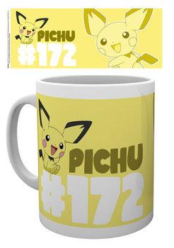 Caneca Pokemon - Pichu