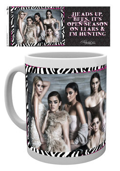 Caneca Pretty Little Liars - Secrets