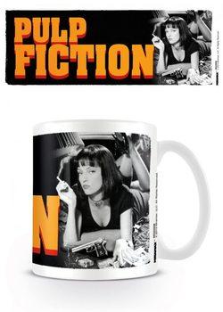 Caneca Pulp Fiction - Mia, Uma Thurman