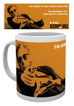 Caneca Reservoir Dogs - Mr Orange