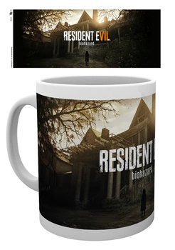 Caneca Resident Evil - Re 7 Key Art