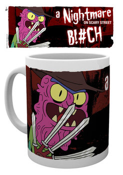 Caneca Rick And Morty - Scary Terry
