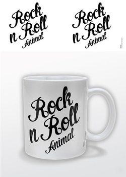 Caneca Rock N Roll Animal