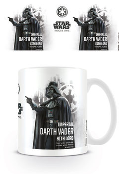 Caneca Rogue One: Star Wars Story - Darth Vader Profile