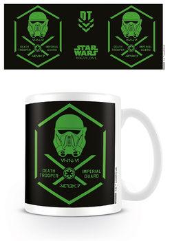 Caneca Rogue One: Star Wars Story - Death Trooper Symbol