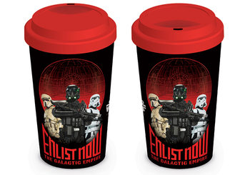 Caneca Rogue One: Star Wars Story - Enlist Now
