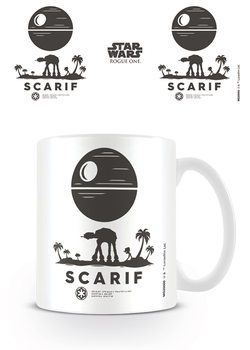 Caneca Rogue One: Star Wars Story - SCARIF Symbol