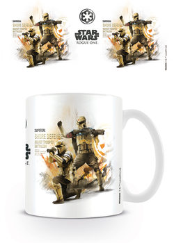 Caneca Rogue One: Star Wars Story - Shore Trooper Profile