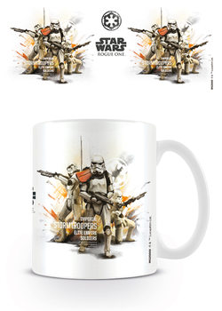 Caneca Rogue One: Star Wars Story - Stormtrooper Profile