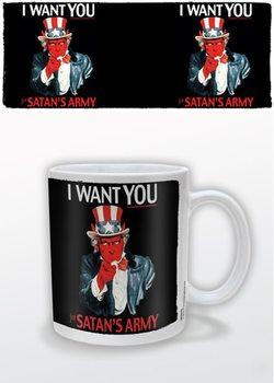 Caneca Satan's Army