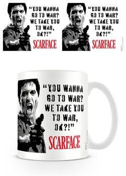 Caneca Scarface - War