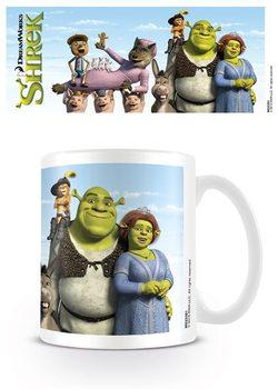 Caneca Shrek - Characters
