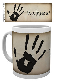 Caneca Skyrim - Dark Brotherhood