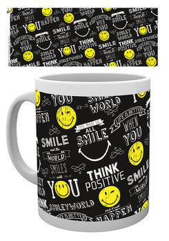 Caneca Smiley World - Smile Collage