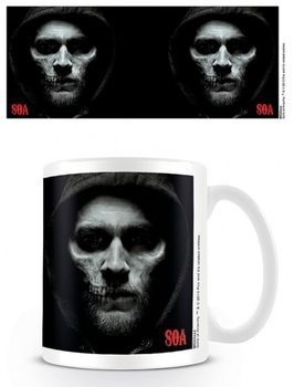 Caneca Sons of Anarchy - Jax Skull