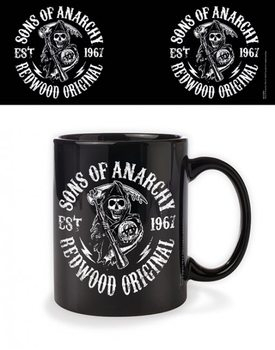 Caneca Sons of Anarchy - Redwood Original