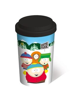 Caneca South Park - Characters Travel Mug