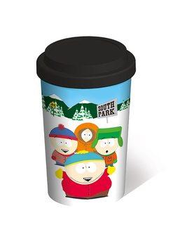 Caneca South Park - Characters Travel Mug