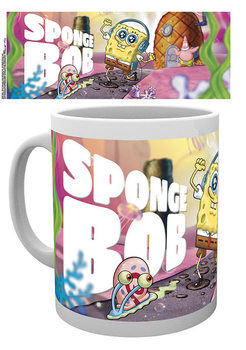 Caneca Spongebob - Good