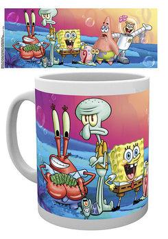 Caneca Spongebob - Group