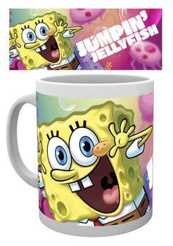 Caneca Spongebob - Jellyfish