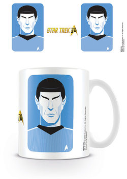 Caneca Star Trek: 50th Anniversary - Pop Spock