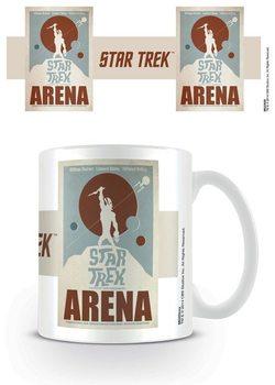 Caneca Star Trek - Arena  Ortiz