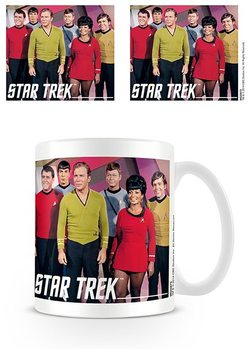 Caneca Star Trek - Cast