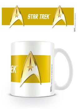 Caneca Star Trek - Command Gold