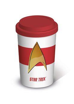 Caneca Star Trek - Insignia Travel Mug