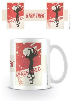 Caneca Star Trek - Space Seed  Ortiz