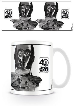 Caneca Star Wars - C-3PO (40th Anniversary )