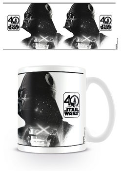 Caneca Star Wars - Darth Vader (40th Anniversary)