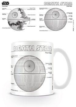 Caneca Star Wars - Death Star Sketch