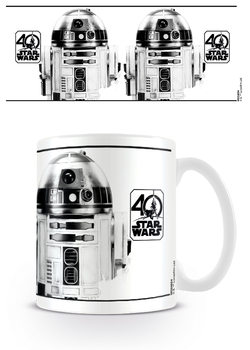 Caneca Star Wars - R2-D2 (40th Anniversary)