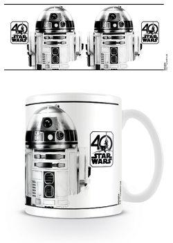 Caneca Star Wars - R2-D2 (40th Anniversary)