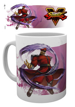 Caneca Street Fighter 5 - Bison