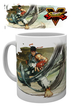 Caneca Street Fighter 5 - Ryu