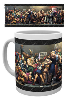 Caneca Street Fighter - Fight