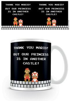 Caneca Super Mario - Another Castle