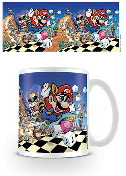 Caneca Super Mario - Art