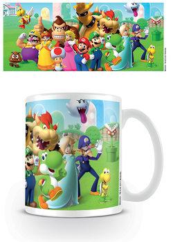 Caneca Super Mario - Mushroom Kingdom