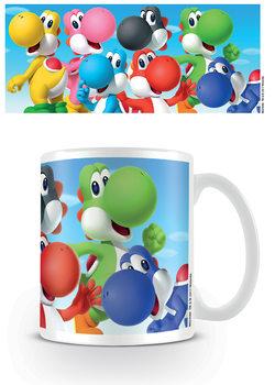 Caneca Super Mario - Yoshi