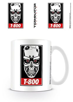 Caneca Terminator Genisys - Obey T-800