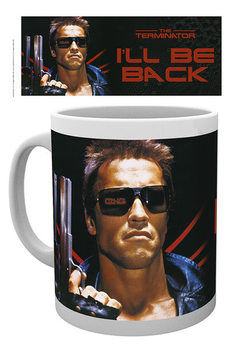 Caneca Terminator - I ll be back with