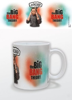 Caneca The Big Bang Theory - Explode