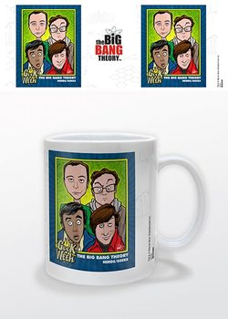 Caneca The Big Bang Theory - Geek a Week