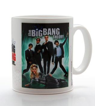 Caneca The Big Bang Theory - Glam
