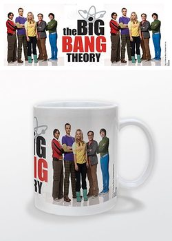 Caneca The Big Bang Theory - Group Portrait