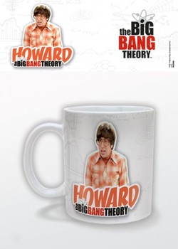 Caneca The Big Bang Theory - Howard
